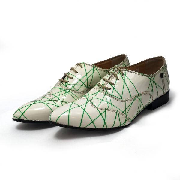 Biggi 01a weiß/grün