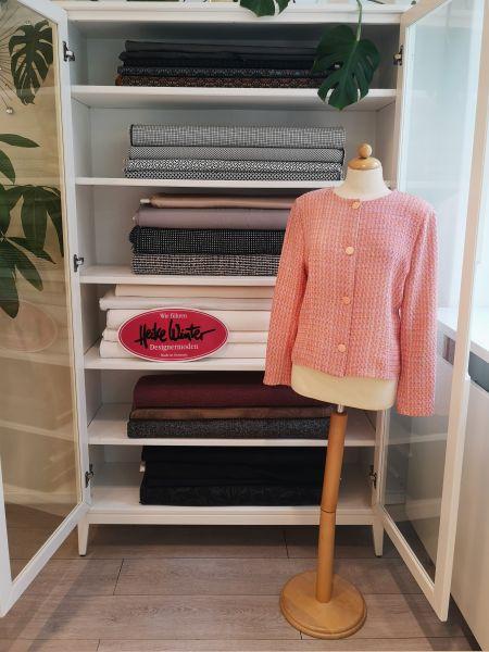 Jacke in rosa Größe 40