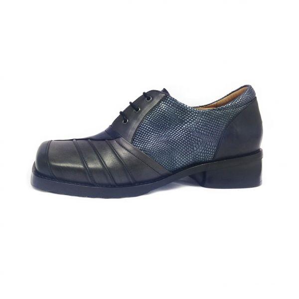 Liese 01b blau-grau Kombination