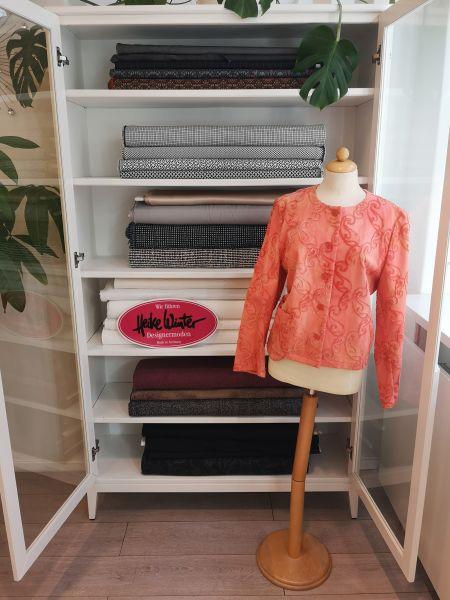 Jacke in rosa Größe 44